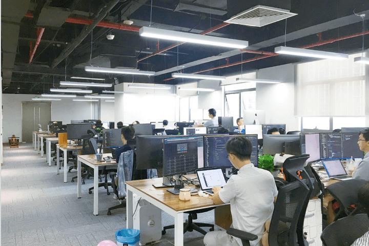超过200名研发团队
